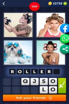 4 Pics 1 Word level 2229