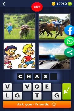 4 Pics 1 Word level 2270