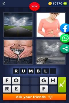 4 Pics 1 Word level 2272