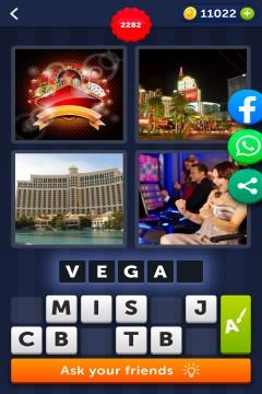 4 Pics 1 Word level 2282