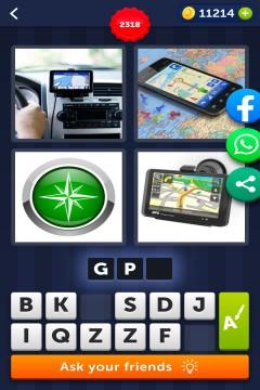 4 Pics 1 Word level 2318