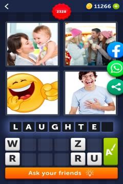 4 Pics 1 Word level 2328