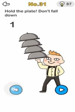Brain Out Challenge Beat Them All level 31