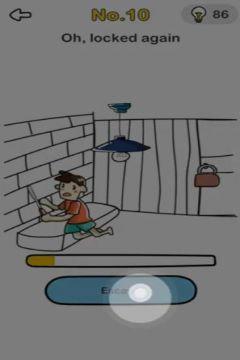 Brain Out Escape Room level 10