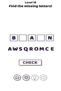 Brain Puzzle level 18