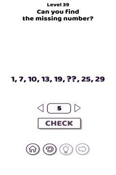 Brain Puzzle level 39