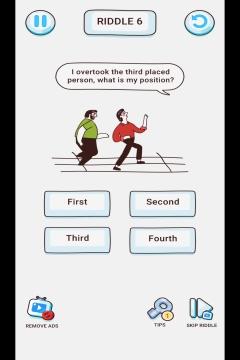 Brain Riddle level 6