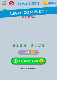 Dingbats level 321
