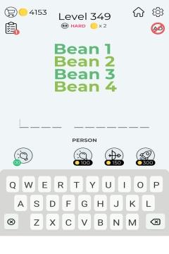 Dingbats Word Quiz level 349