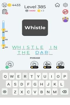 Dingbats Word Quiz level 385