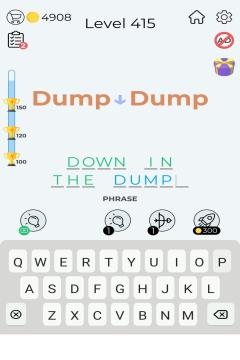 Dingbats Word Quiz level 415