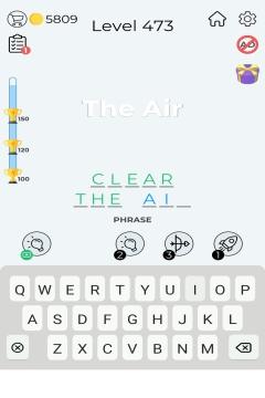 Dingbats Word Quiz level 473