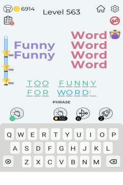 Dingbats Word Quiz level 563