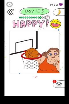 Draw Happy Body level 105