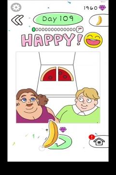 Draw Happy Body level 109