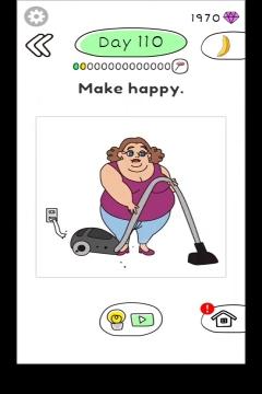 Draw Happy Body level 110