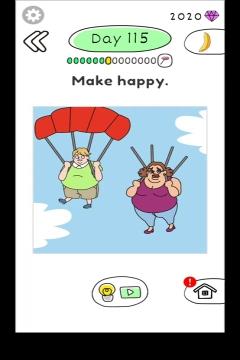 Draw Happy Body level 115