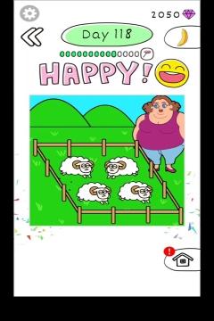 Draw Happy Body level 118