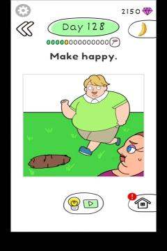 Draw Happy Body level 128