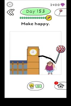 Draw Happy Body level 153