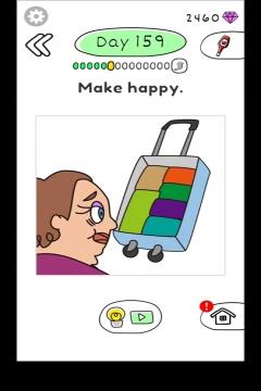 Draw Happy Body level 159