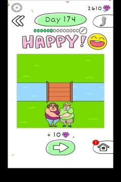 Draw Happy Body level 174
