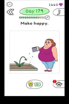 Draw Happy Body level 179