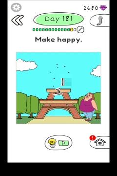 Draw Happy Body level 181