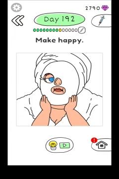 Draw Happy Body level 192