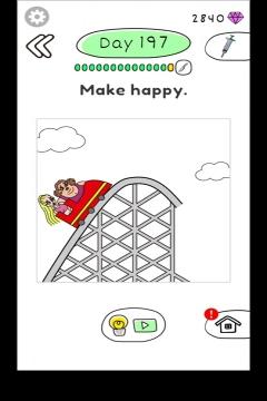 Draw Happy Body level 197