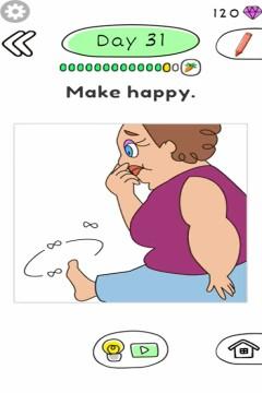 Draw Happy Body level 31
