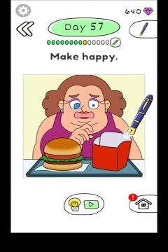 Draw Happy Body level 57