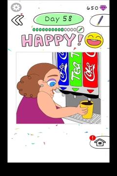 Draw Happy Body level 58