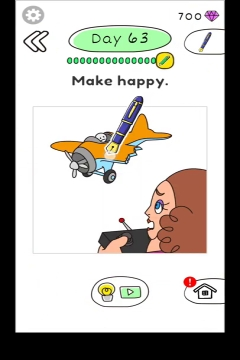 Draw Happy Body level 63