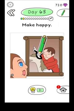 Draw Happy Body level 65