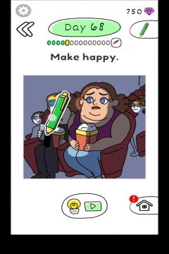 Draw Happy Body level 68