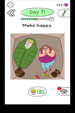 Draw Happy Body level 71