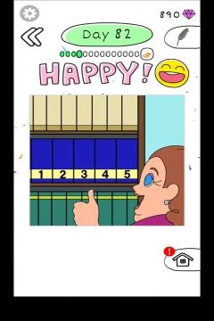 Draw Happy Body level 82