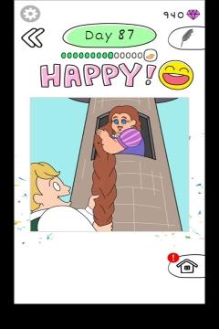 Draw Happy Body level 87