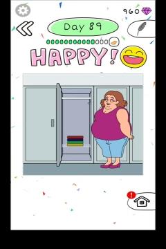 Draw Happy Body level 89