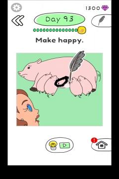 Draw Happy Body level 93