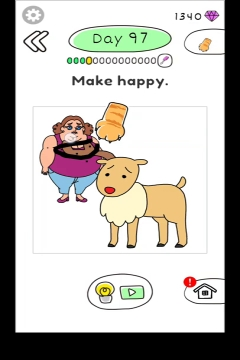 Draw Happy Body level 97