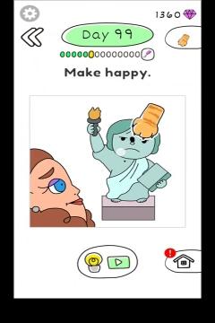 Draw Happy Body level 99