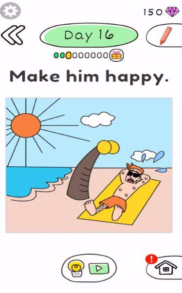 Draw Happy Clinic day 16