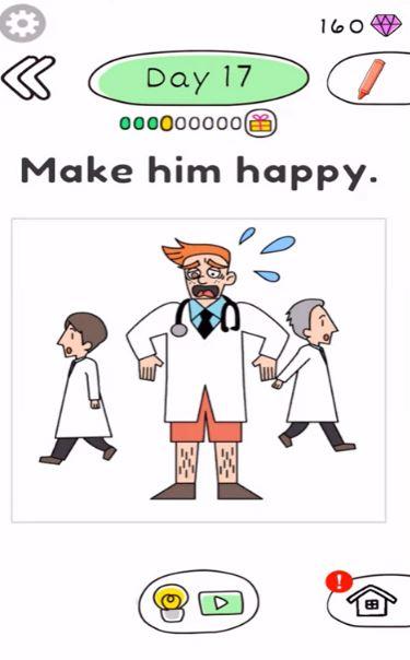 Draw Happy Clinic day 17