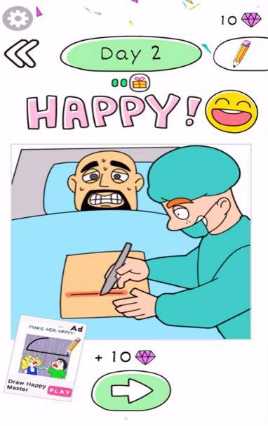 Draw Happy Clinic day 2