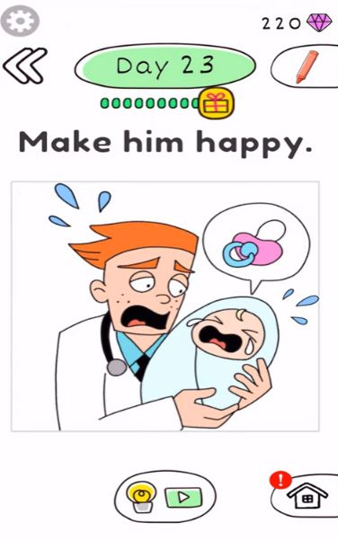 Draw Happy Clinic day 23