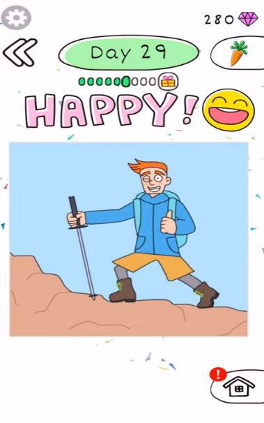 Draw Happy Clinic day 29