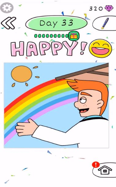 Draw Happy Clinic day 33
