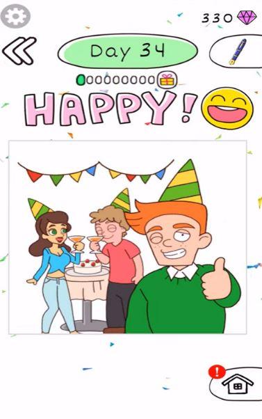 Draw Happy Clinic day 34